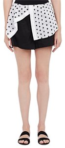 Thakoon Addition Dress Shorts Black, White