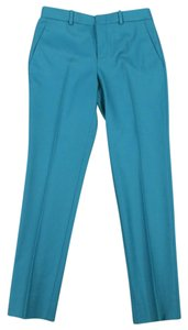 Gucci Jewel Tone Twill Winter Autum Fall Pants