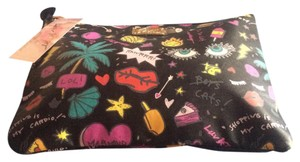 Luv Betsey by Betsey Johnson Multi-color Clutch