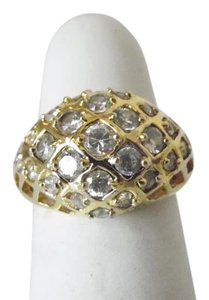 Technibond Technibond CZ Dome Ring Size 8