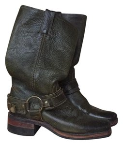 Frye Green, brown Boots