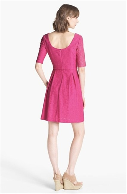 Trina Turk short dress Pink A-line Fit And Flare Day Retro Feminine on Tradesy