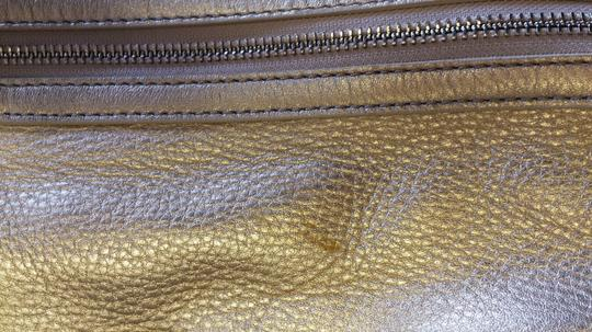 Cole Haan Satchel in Gold