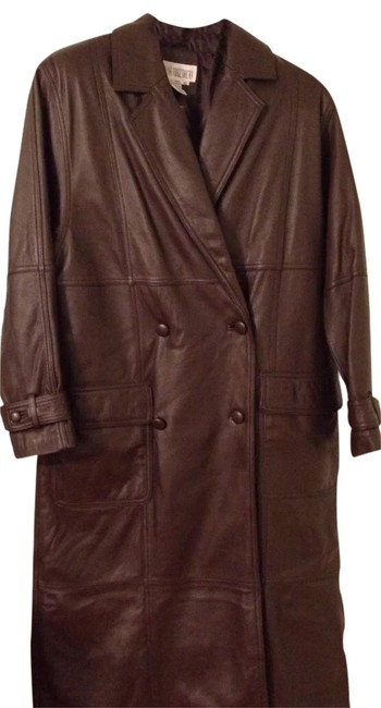Together Chocolate Brown Jacket