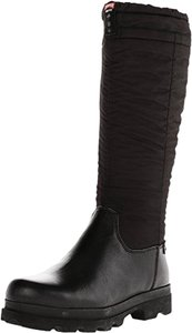 Camper Hot Tall Weather Black Boots