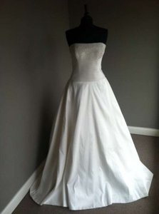 Pronovias Off White Baltico Wedding Dress Size 14 (L)