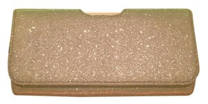 Ted Baker silvery green Clutch