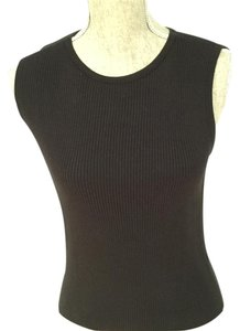 The Limited Knit Limited Classic Size Small Limited Top Black