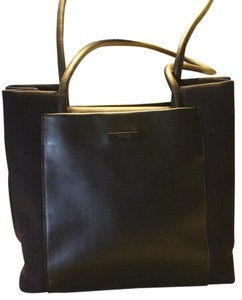 Tumi Leather Handbag Shoulder Bag