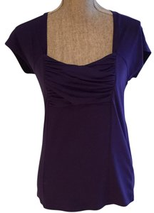 Kenneth Cole Size Small Pullovers Top Purple