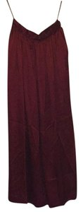 Ralph Lauren Maxi Skirt Wine