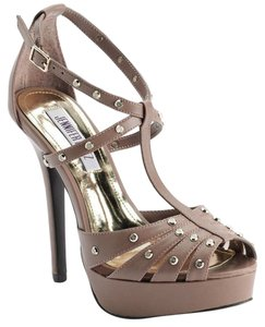 Jennifer Lopez Blush Sandals