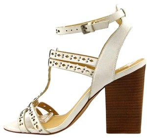 JOE'S Jeans Light Ivory Sandals