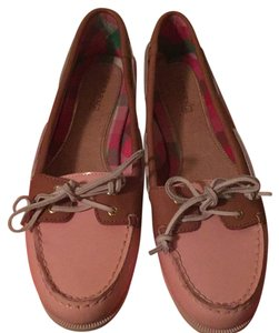 Sperry Baby pink Flats