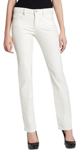 NYDJ Daughters Barbara Marilyn Corduroy Straight Leg Jeans-Light Wash