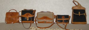Dooney & Bourke Leather Saddle Essex Shoulder Bag