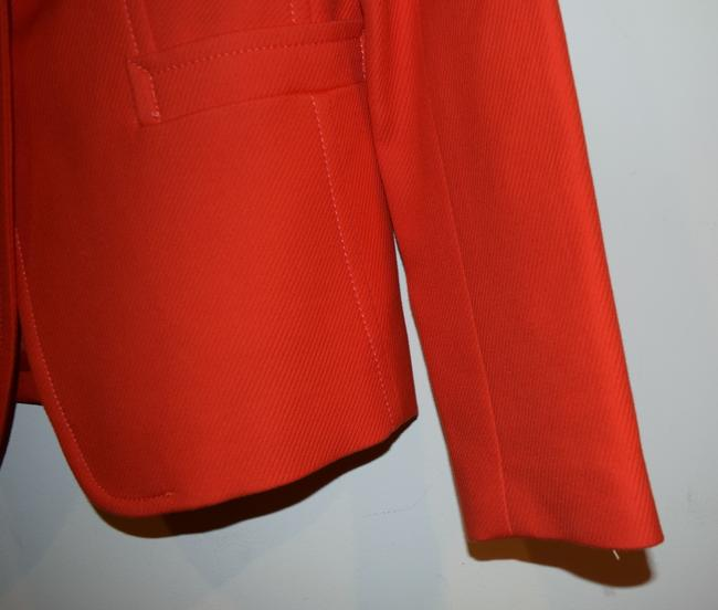 Talbots orange Blazer Image 6