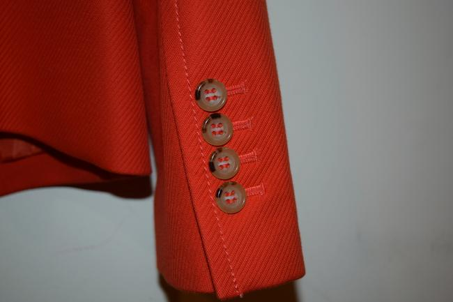 Talbots orange Blazer Image 7