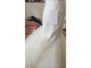 Vera Wang Georgina Luxe Wedding Dress