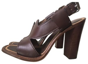 Prada chocolait brown Sandals