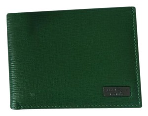 Salvatore Ferragamo Men's Revival Saffiano Leather Wallet