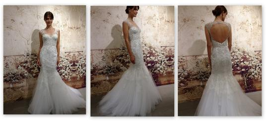 Preload https://img-static.tradesy.com/item/1814645/monique-lhuillier-ivory-embroidered-tulle-and-chantilly-lace-adele-gown-formal-wedding-dress-size-6-0-0-540-540.jpg
