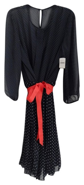 Preload https://item3.tradesy.com/images/coldwater-creek-black-dotted-with-red-sash-crystal-pleats-mid-length-night-out-dress-size-6-s-28-1814702-0-0.jpg?width=400&height=650