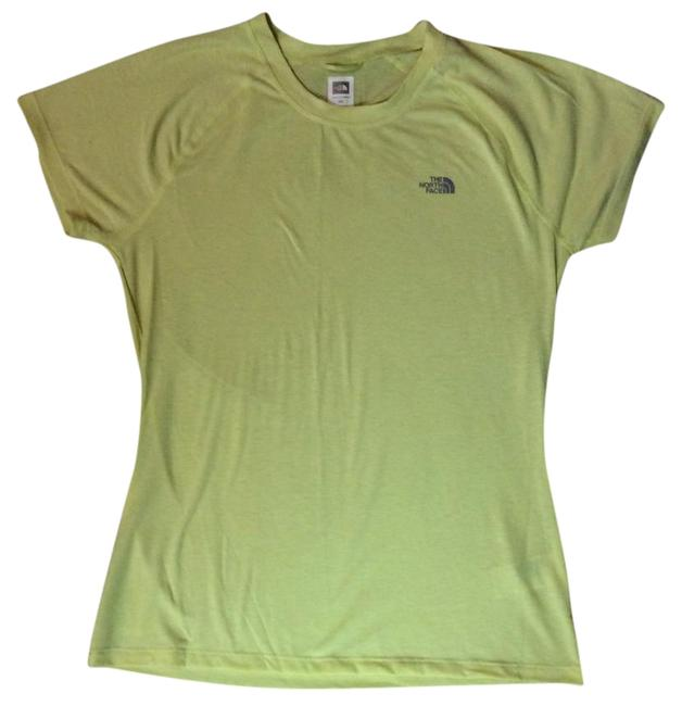 Item - Yellow Activewear Top Size 8 (M, 29, 30)