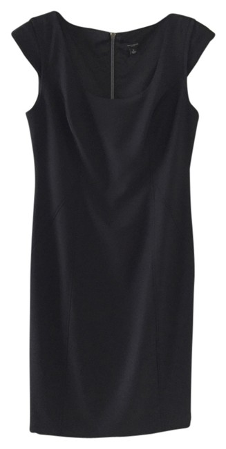 Preload https://img-static.tradesy.com/item/1814760/ann-taylor-black-mid-length-workoffice-dress-size-4-s-0-0-650-650.jpg