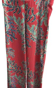 Lilly Pulitzer Relaxed Pants Pink multi
