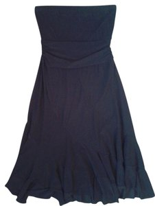 Charlotte Russe Strapless Stretchy Flowy Dress