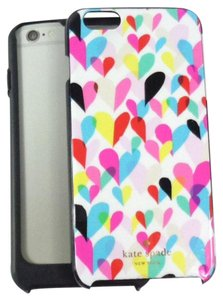 Kate Spade Kate Spade TMOM64350 Confetti Heart Hardshell iPhone 6 6s PLUS Case