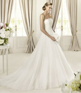 Pronovias Duarte Wedding Dress