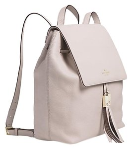 Kate Spade Snap Closure Zipper Pocket Backpack