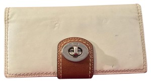 Coach Turn Lock Wallet