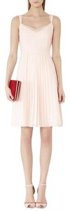 Reiss Cohle Flowy 10 Pleated Dress