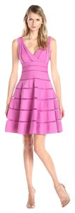 JS Collections Tulle Ottoman Size 10 Sleeveless Dress