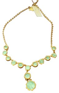 Kate Spade Kate Spade Punchy Petals Lariet Gold Tone Necklace