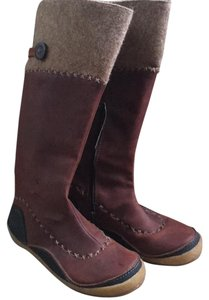 Merrell Brown, beige Boots