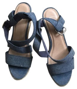 Gap Chambray Wedges