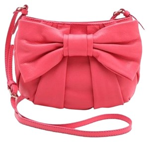 RED Valentino Bow Leather Cross Body Bag