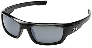 6c15cee2560a Under Armour Under-Armour 8600073-000001 Unisex Black Frame 52mm Sunglasses