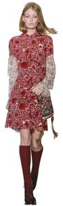 Tory Burch short dress Red Alice + Olivia Elizabeth And James Haute Hippie Dvf Isabel Marant on Tradesy