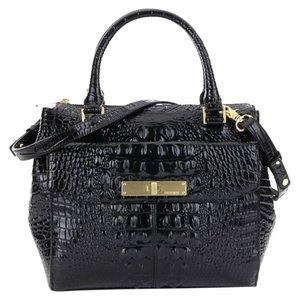 Brahmin Dillards Exclusive Ink Shoulder Bag