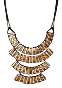 Forever 21 Forever 21 Multilayer Gold Necklace