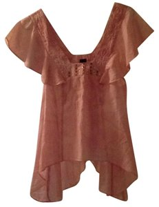 0ba0596e13c33 Pink Free People Blouses - Up to 70% off a Tradesy