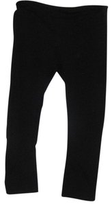 Lululemon Lululemon Run Inspire Crops, Solid Black, Size 6
