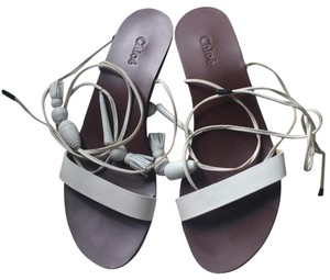 435042d672c Chloé Sandals on Sale - Up to 70% off at Tradesy