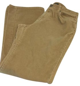 Ralph Lauren Boot Cut Pants tan