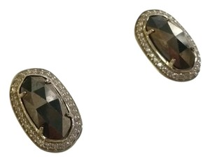 Kendra Scott Elaine Pyrite Earrings
